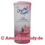 Crystal Light Natural Pink Lemonade