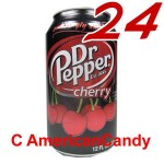 24x Dr. Pepper Cherry incl. Pfand