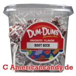 Dum Dums Root Beer Lollipop