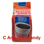Dunkin' Donuts Coffee French Vanilla 340g