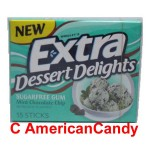 KN�LLER 10x Wrigley's Extra Dessert Delights Mint Chocolate Chip