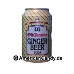 Old Jamaica Ginger Beer incl. Pfand