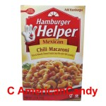 Betty Crocker Hamburger Helper Mexican Chili Macaroni