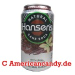 Hansen's Natural Soda Vanilla Cola incl. Pfand