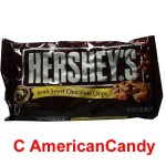 Hershey's Semi Sweet Chocolate Chips 340g
