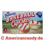 Hostess Baseball Cup Cakes (8 single Cakes) 360g