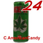 24x Ice-X Cannabis Ice Tea incl. Pfand