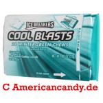 Ice Breakers Cool Blasts Wintergreen Chews
