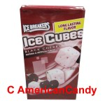 Ice Breakers Ice Cubes Black Cherry BIG PACK