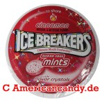 Ice Breakers Mints Hot Cinnamon sugar free