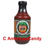 CaJohns Irish Scream BBQ Sauce 474ml