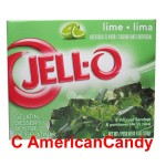 Jell-O Instant Pudding Gelatin Dessert Lime Big Pack