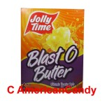 Jolly Time Microwave Popcorn Blast O Butter Theatre Style