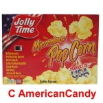 Jolly Time Microwave Popcorn Butter 100g