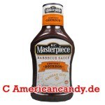 KC Masterpiece BBQ Sauce Kentucky Bourbon 481g