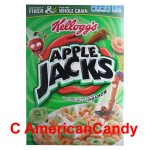 Kellogg's Apple Jacks Cinnamon 246g