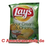 Lay's Sour Cream & Onion Flavour