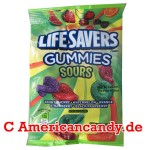 Lifesavers Gummies Sours GIANT Pack 198g