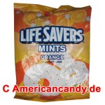 Lifesavers Hard Candy Mints Orange 177g