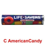 "Lifesavers ""5 Flavor Fruit"""