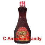 Magic Time Sammy the Bear Pancake Syrup Original Big 710 ml