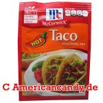 McCormick Hot Taco Seasoning Mix