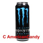 Monster Energy Drink Lo-Carb 500 ml incl. Pfand