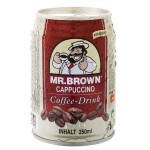 Mr. Brown Cappuccino