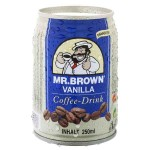 Mr. Brown Vanille