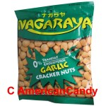 Nagaraya Garlic Cracker Nuts 160g