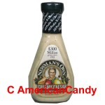Newman's Own Creamy Caesar Dressing 250ml