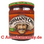Newman's Own Natural Chunky Salsa Mild 453g