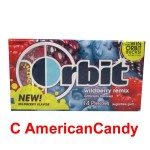 Wrigley's Orbit Wildberry Remix