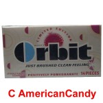 Wrigley's Orbit Positively Pomegranate