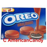 Oreo Banadas Milk Chocolate Creme covered 246g