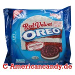 Oreo Red Velvet Cream Cheese Limited Edition 303g