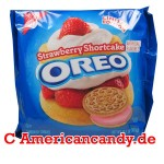 Oreo Strawberry Shortcake Limited Edition 303g