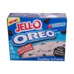 Jell-O Oreo Instant Pudding & Pie Filling 119g