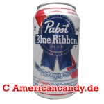 Pabst Blue Ribbon Lager Beer incl. Pfand