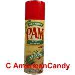 All Natural PAM No-Stick Cooking Spray OLIVE OIL 141g