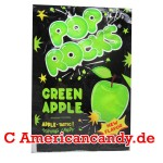 Pop Rocks Popping Candy Green Apple