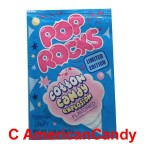Pop Rocks Popping Candy Cotton Candy Explosion Limited
