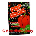 Pop Rocks Pumpkin Patch Orange Limited