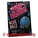 Pop Rocks Popping Candy Blue Razz