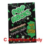 Pop Rocks Popping Candy Watermelon