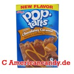 Pop Tarts Frosted Chocolatey Caramel (2 Toast-Taschen)