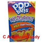 Pop Tarts Wildlicious Frosted Wild! Fruit Fusion (2 Toast-Tasche