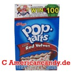 Pop Tarts Frosted Red Velvet (2 Toast-Taschen)
