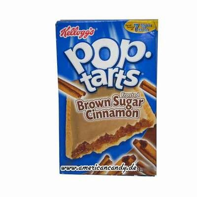 PopTarts - Brown Sugar & Cinnamon (frosted or not) or Cinnamon Roll...