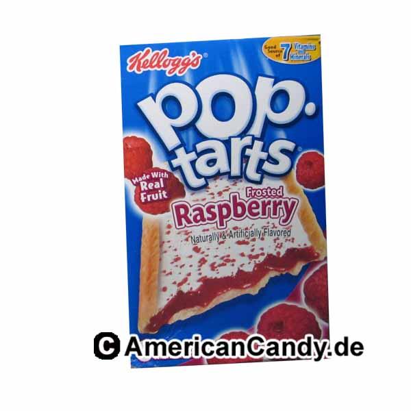 ... Shop - americancandy - - Pop Tarts Frosted Raspberry (2 Toast-Taschen